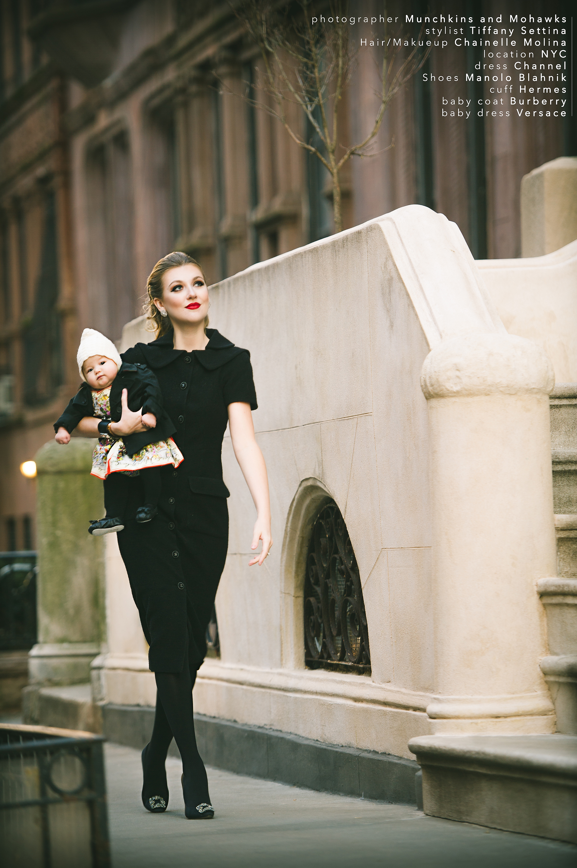 nyc mom and baby